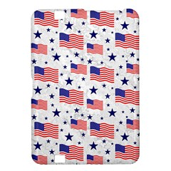 Flag Of The Usa Pattern Kindle Fire Hd 8 9  by EDDArt