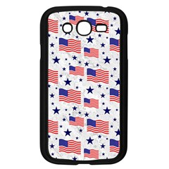 Flag Of The Usa Pattern Samsung Galaxy Grand Duos I9082 Case (black) by EDDArt