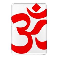 Hindu Om Symbol Samsung Galaxy Tab Pro 10 1 Hardshell Case by abbeyz71