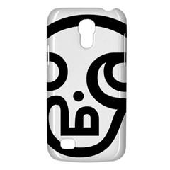 Hindu Om Symbol In Tamil  Galaxy S4 Mini by abbeyz71