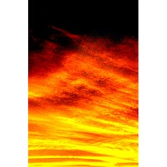 Black Yellow Red Sunset 5 5  X 8 5  Notebooks by Costasonlineshop