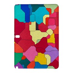 Colorful Leather Pieces       Nokia Lumia 1520 Hardshell Case by LalyLauraFLM