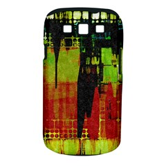 Grunge Texture       Samsung Galaxy S Ii I9100 Hardshell Case (pc+silicone) by LalyLauraFLM