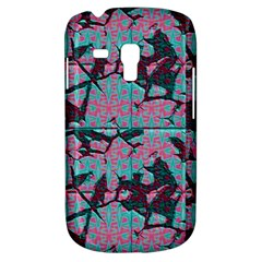 Cracked Tiles       Samsung Galaxy Ace Plus S7500 Hardshell Case by LalyLauraFLM