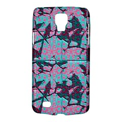 Cracked Tiles       Samsung Galaxy Ace 3 S7272 Hardshell Case by LalyLauraFLM