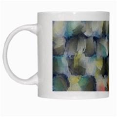 Misc Brushes           White Mug by LalyLauraFLM