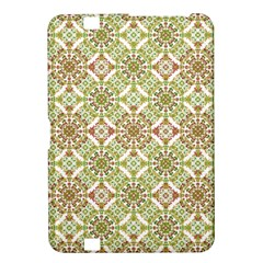 Colorful Stylized Floral Boho Kindle Fire Hd 8 9  by dflcprints