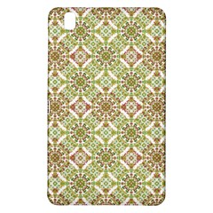 Colorful Stylized Floral Boho Samsung Galaxy Tab Pro 8 4 Hardshell Case by dflcprints
