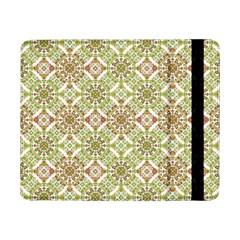 Colorful Stylized Floral Boho Samsung Galaxy Tab Pro 8 4  Flip Case by dflcprints