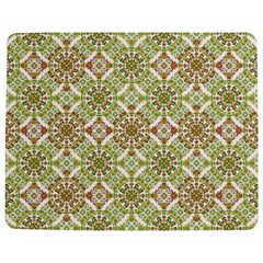 Colorful Stylized Floral Boho Jigsaw Puzzle Photo Stand (rectangular) by dflcprints