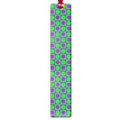 Friendly Retro Pattern A Large Book Marks