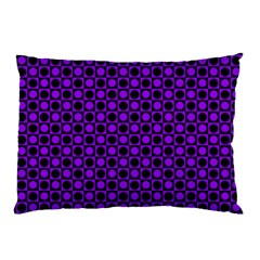 Friendly Retro Pattern B Pillow Case (two Sides) by MoreColorsinLife