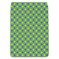 Friendly Retro Pattern C Flap Covers (l)  by MoreColorsinLife