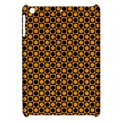 Friendly Retro Pattern F Apple Ipad Mini Hardshell Case by MoreColorsinLife