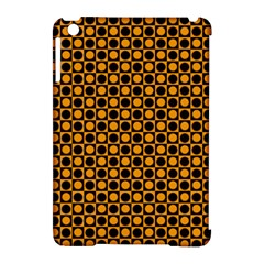 Friendly Retro Pattern F Apple Ipad Mini Hardshell Case (compatible With Smart Cover) by MoreColorsinLife