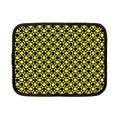Friendly Retro Pattern I Netbook Case (small)  by MoreColorsinLife