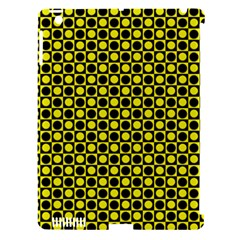 Friendly Retro Pattern I Apple Ipad 3/4 Hardshell Case (compatible With Smart Cover) by MoreColorsinLife