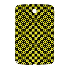 Friendly Retro Pattern I Samsung Galaxy Note 8 0 N5100 Hardshell Case  by MoreColorsinLife