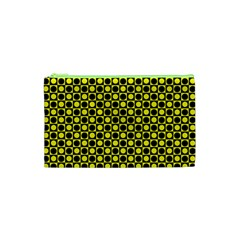 Friendly Retro Pattern I Cosmetic Bag (xs) by MoreColorsinLife