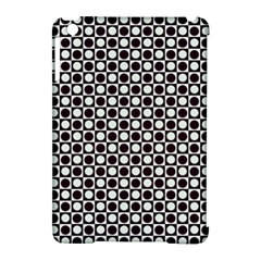 Friendly Retro Pattern H Apple Ipad Mini Hardshell Case (compatible With Smart Cover) by MoreColorsinLife