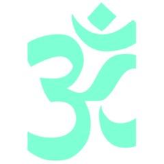 Hindu Om Symbol (cyan Blue) 5 5  X 8 5  Notebooks by abbeyz71
