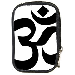 Hindu Om Symbol  Compact Camera Cases by abbeyz71