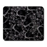 Skulls pattern Large Mousepads