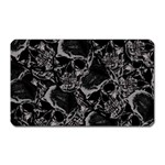 Skulls pattern Magnet (Rectangular)