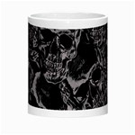 Skulls pattern Morph Mugs Center