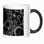 Skulls pattern Morph Mugs Right