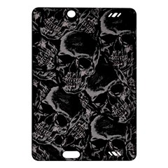 Skulls Pattern Amazon Kindle Fire Hd (2013) Hardshell Case by ValentinaDesign