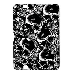 Skulls Pattern Kindle Fire Hd 8 9  by ValentinaDesign