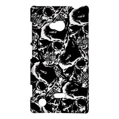 Skulls Pattern Nokia Lumia 720 by ValentinaDesign