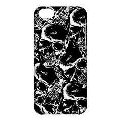 Skulls Pattern Apple Iphone 5c Hardshell Case by ValentinaDesign