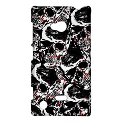 Skull Pattern Nokia Lumia 720 by ValentinaDesign