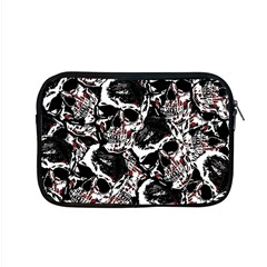 Skull Pattern Apple Macbook Pro 15  Zipper Case by ValentinaDesign