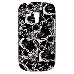 Skull Pattern Galaxy S3 Mini by ValentinaDesign