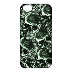 Skull Pattern Apple Iphone 5c Hardshell Case by ValentinaDesign