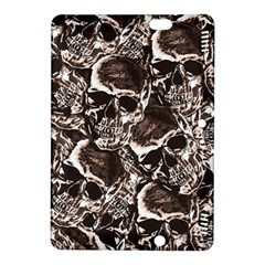 Skull Pattern Kindle Fire Hdx 8 9  Hardshell Case by ValentinaDesign