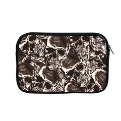 Skull Pattern Apple Macbook Pro 13  Zipper Case by ValentinaDesign