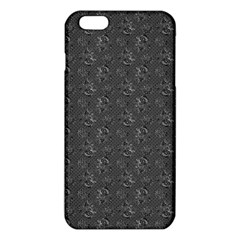 Floral Pattern Iphone 6 Plus/6s Plus Tpu Case by ValentinaDesign