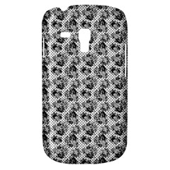 Floral Pattern Galaxy S3 Mini by ValentinaDesign