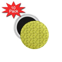 Floral Pattern 1 75  Magnets (10 Pack)  by ValentinaDesign