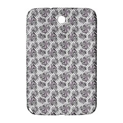 Floral Pattern Samsung Galaxy Note 8 0 N5100 Hardshell Case  by ValentinaDesign