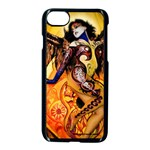 Painted Valkyrie - Apple iPhone 7 Seamless Case (Black)