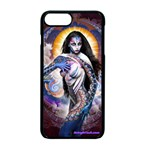 Gazing Goddess  - Apple iPhone 7 Plus Seamless Case (Black)