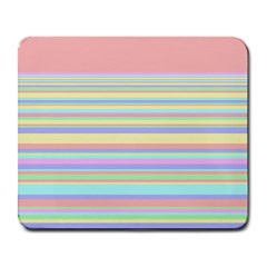 All Ratios Color Rainbow Pink Yellow Blue Green Large Mousepads by Mariart