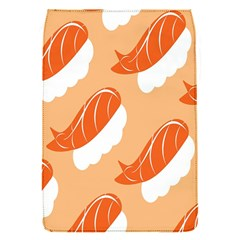 Fish Eat Japanese Sushi Flap Covers (s)  by Mariart