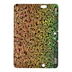 Crystals Rainbow Kindle Fire Hdx 8 9  Hardshell Case by Mariart