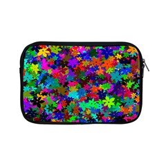 Flowersfloral Star Rainbow Apple Ipad Mini Zipper Cases by Mariart